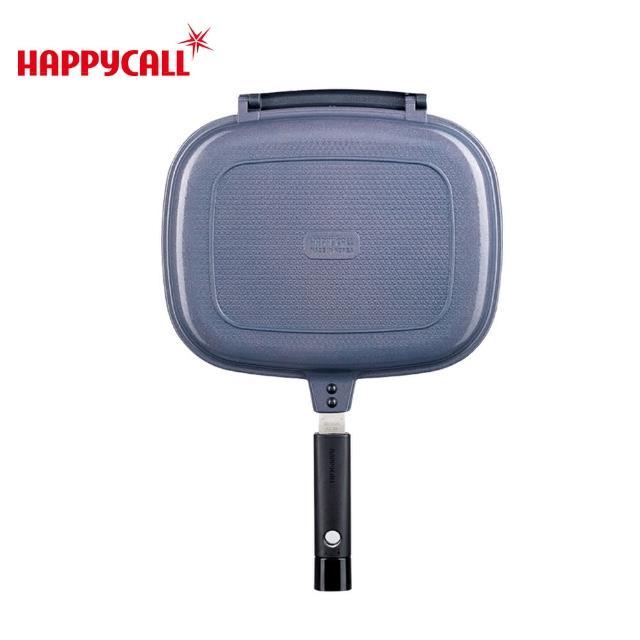 HAPPYCALL新升級陶瓷熱循環不沾雙面鍋