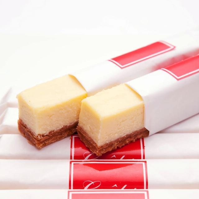 【Gouter雅培米堤】超起士禮盒-12入(|起士蛋糕|乳酪蛋糕|起士條|起司條|下午茶|點心|伴手禮)