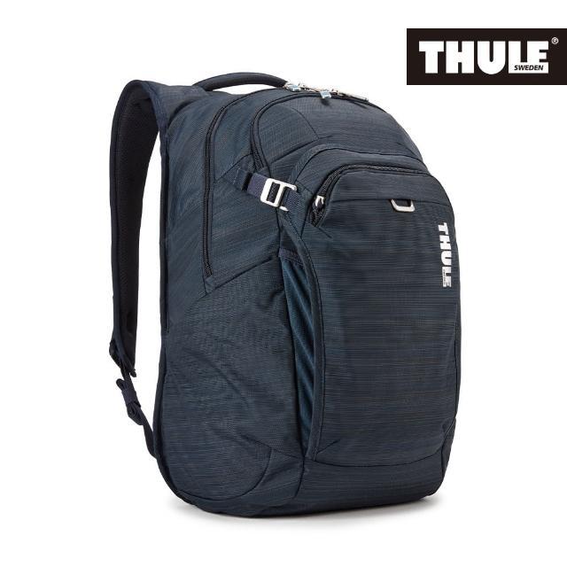 【Thule 都樂】★Construct 24L筆電後背包(CONBP-116-藍)