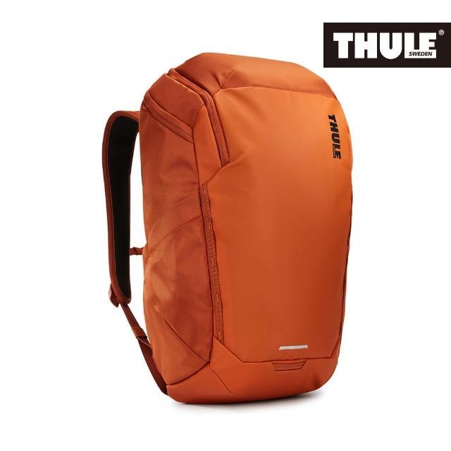 【Thule 都樂】★Chasm 26L筆電後背包(TCHB-115-橘)