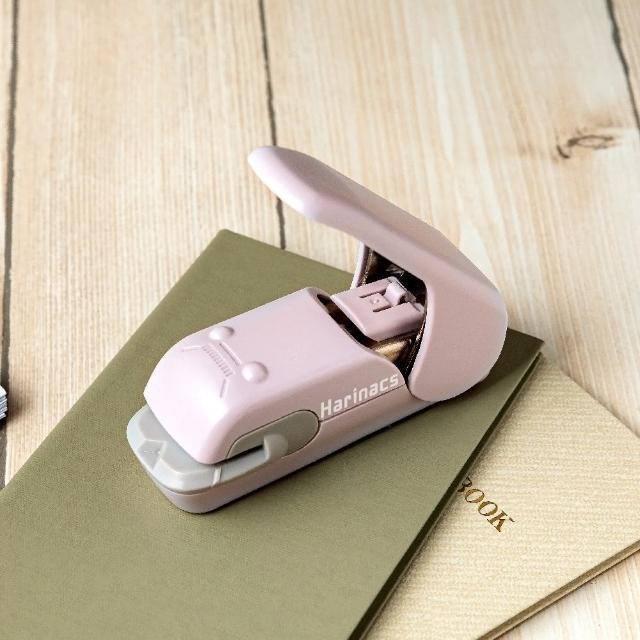 【KOKUYO】無針訂書機美壓版(淺紫)