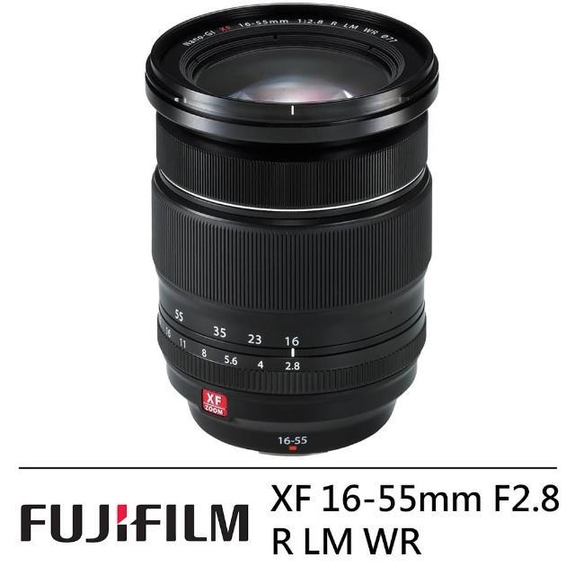 【FUJIFILM 富士】XF 16-55mm F2.8 R LM WR 變焦鏡頭--公司貨