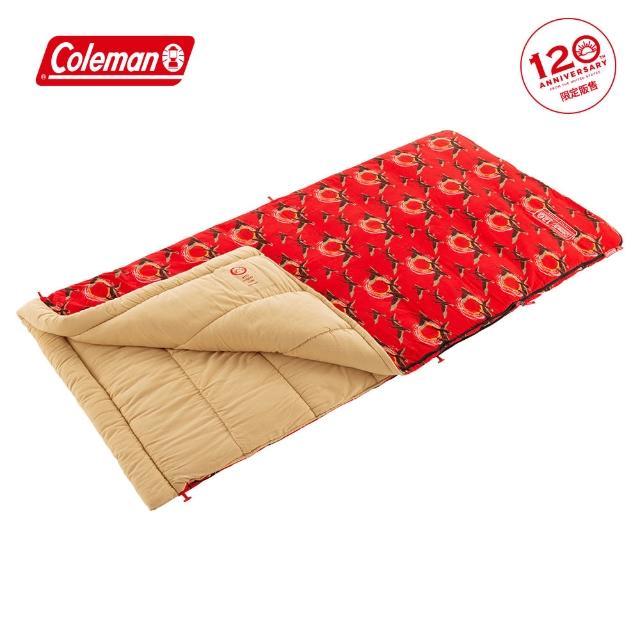【Coleman】120週年經典復刻睡袋C0(CM-37326M000)