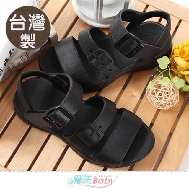 【魔法Baby】女鞋 台灣製極輕量時尚新潮涼鞋(sd7382)