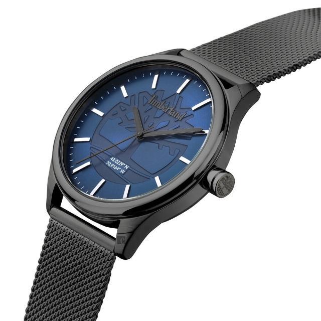 【Timberland】時尚米蘭帶手錶-40mm(TDWGG2100802)