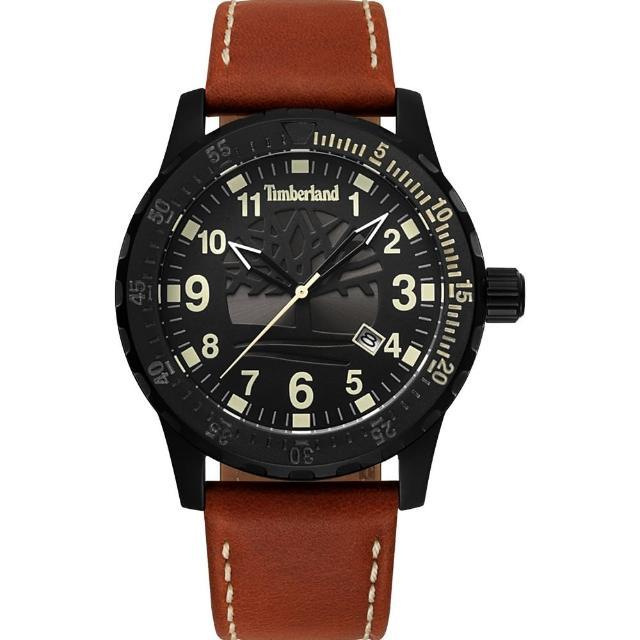 【Timberland】經典大樹手錶-46mm(TBL.15473JLB/02)