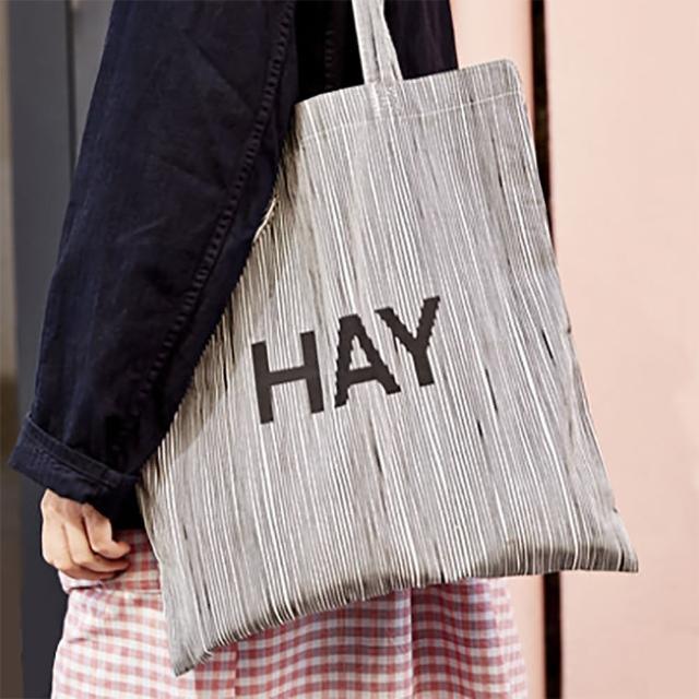 【M SELECT】北歐家居品牌 丹麥 HAY 點點 百搭環保袋 購物袋 帆布包 marimekko可參考