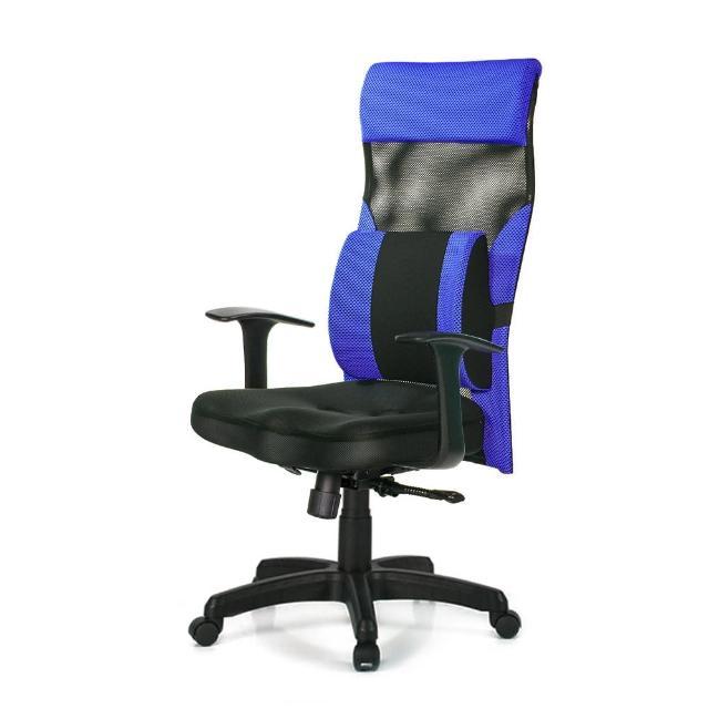【GXG 吉加吉】高背美臀 電腦椅 T字扶手/大腰枕(TW-171 EA)