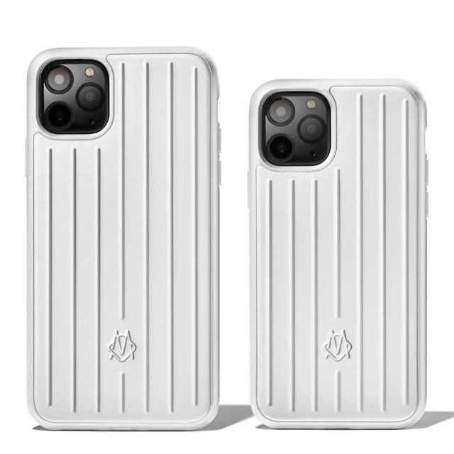 【Rimowa】經典銀手機殼 iPhone 11 Pro/11 Pro Max(公司貨)