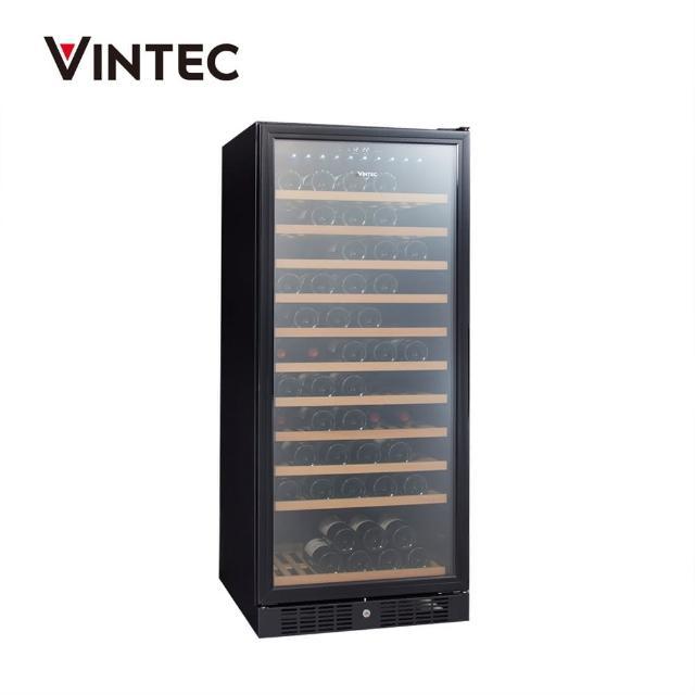 【VINTEC】★福利品★單門單溫酒櫃 VWS121SCA-X