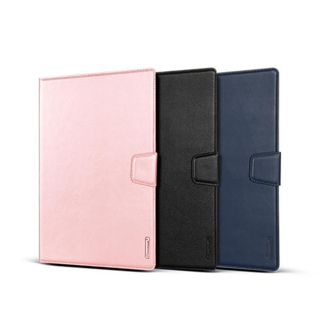 【Hanman 韓曼】SAMSUNG Galaxy Tab A7 Lite 8.7吋 可立式側掀平板皮套(2色)