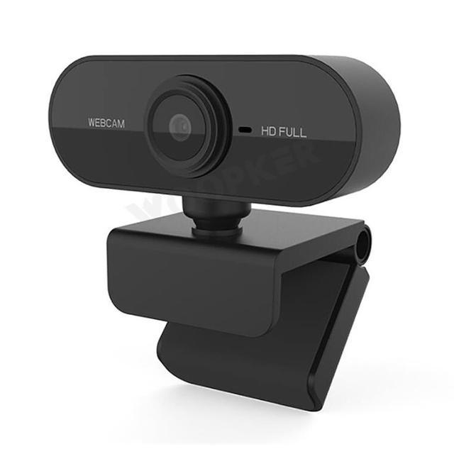 【防疫視訊 遠距教學】1080P高清攝像鏡頭攝影機 內建麥克風