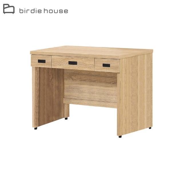 【柏蒂家居】班特利4尺簡約三抽書桌/工作桌