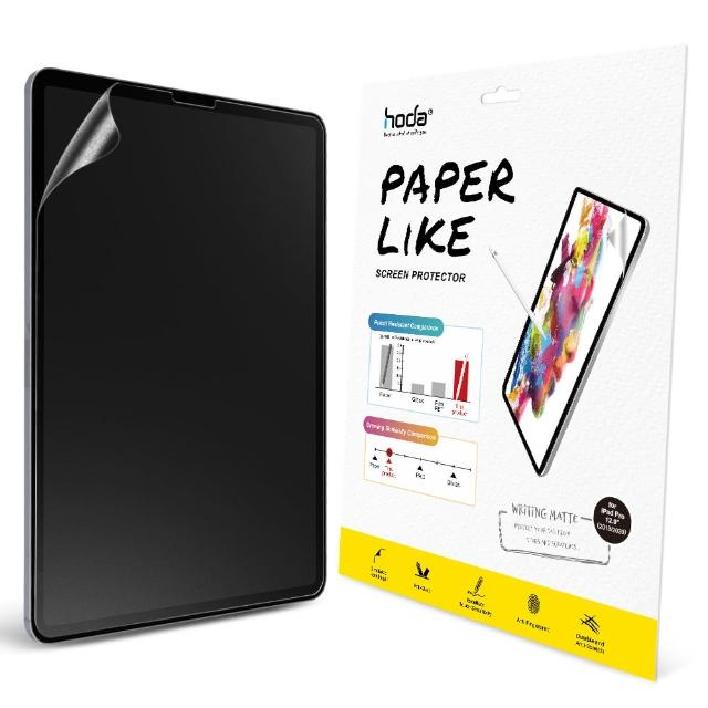 【HODA】iPad Pro 12.9吋 類紙膜(2018/2020/2021適用)