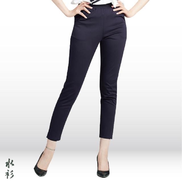 【水衫】輕盈修身視覺減吋褲五件組(J03-34)