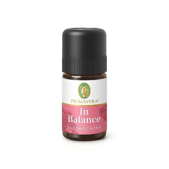【德國之春】身心平衡 複方純精油 5ml(Organic Blended Essential Oil In Balance)