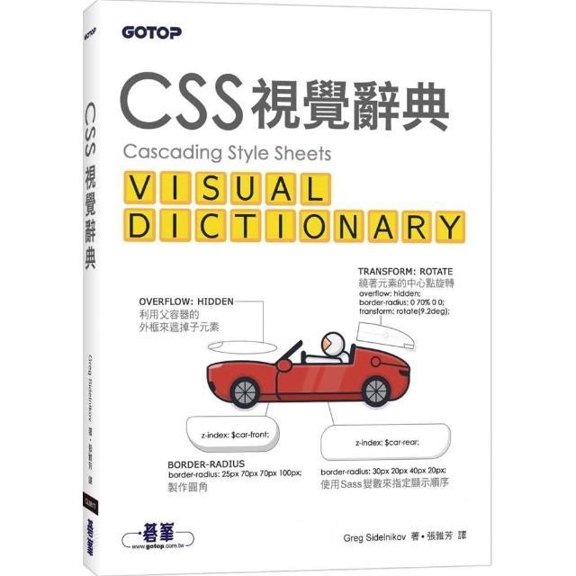 CSS視覺辭典