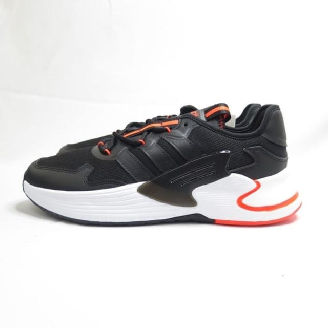 【adidas 愛迪達】ROAMER 男休閒鞋-黑-FY6698
