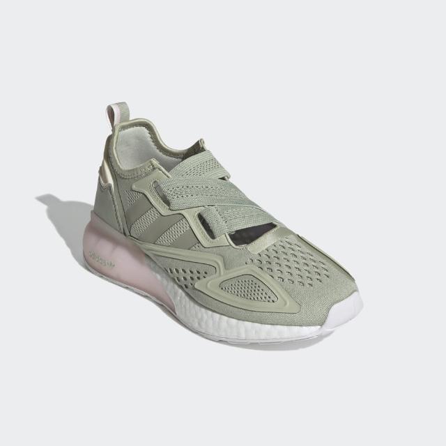 【adidas 愛迪達】ZX 2K BOOST LITE 經典鞋 女(H05713)