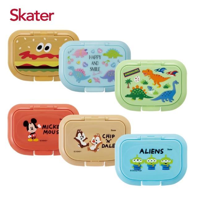 【Skater】銀離子濕紙巾蓋(3入組)