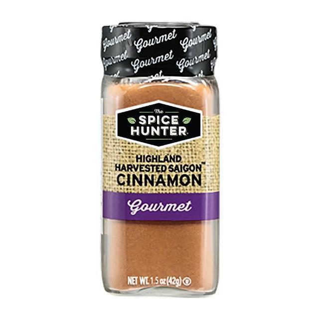 【Spice Hunter 香料獵人】美國進口 肉桂粉(42g)