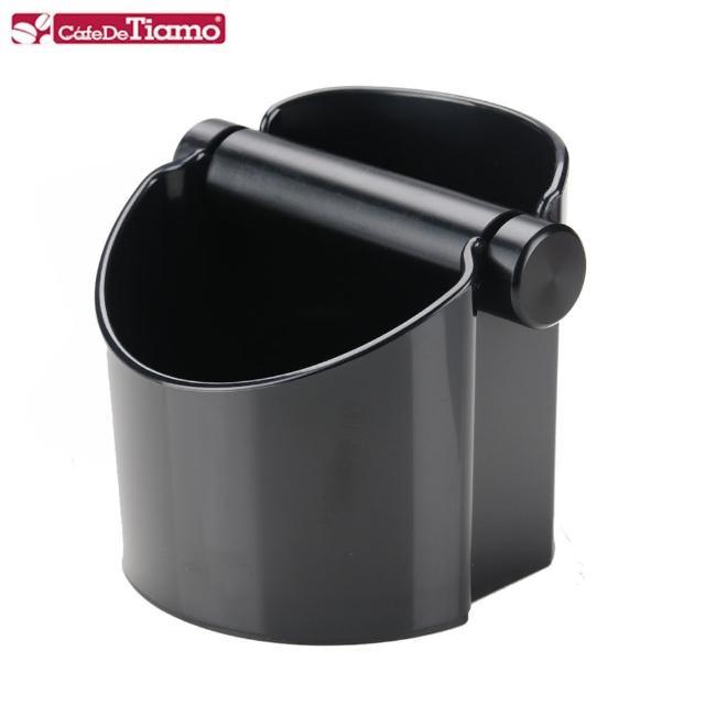 【Tiamo】迷你咖啡渣桶-黑色(BC2405BK)