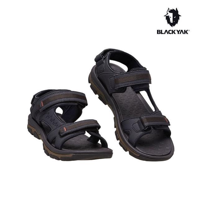 【BLACK YAK】男 CARLITO 2運動涼鞋[咖啡色]BYJB1MFB01(韓國 運動涼鞋 涼鞋 男款)