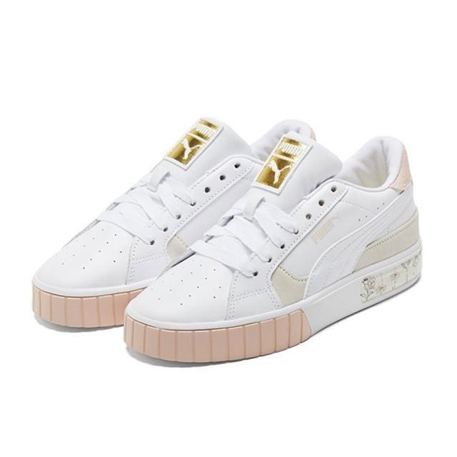 【PUMA】PUMA Cali Star In Bloom Wn's 女 休閒鞋 粉白色(38063101)