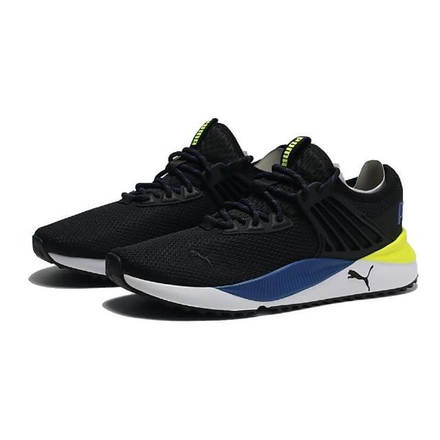 【PUMA】慢跑鞋 男鞋 運動鞋 襪套 PACER FUTURE 黑 38099001