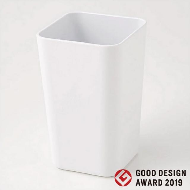 【NITORI 宜得利家居】方形置物盒 M WH N BRANC(托盤 置物籃 置物架)
