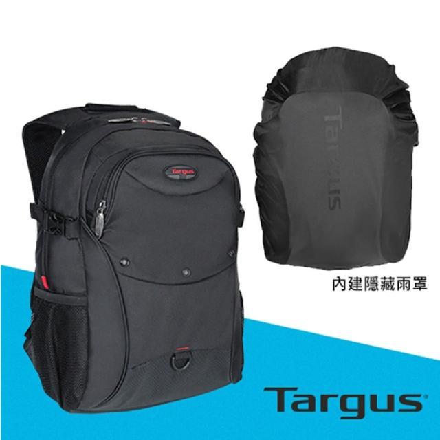 【Targus】Element 15.6 吋黑石電腦後背包