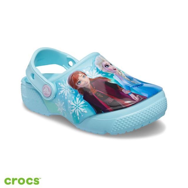 【Crocs】童鞋 冰雪奇緣系列小克駱格(207078-4O9)