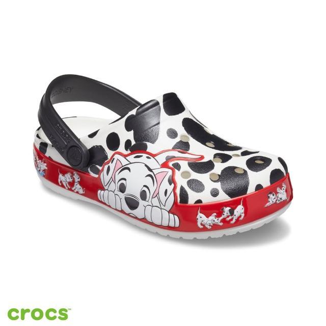 【Crocs】童鞋 趣味學院迪士尼101忠狗小克駱格(207193-100)