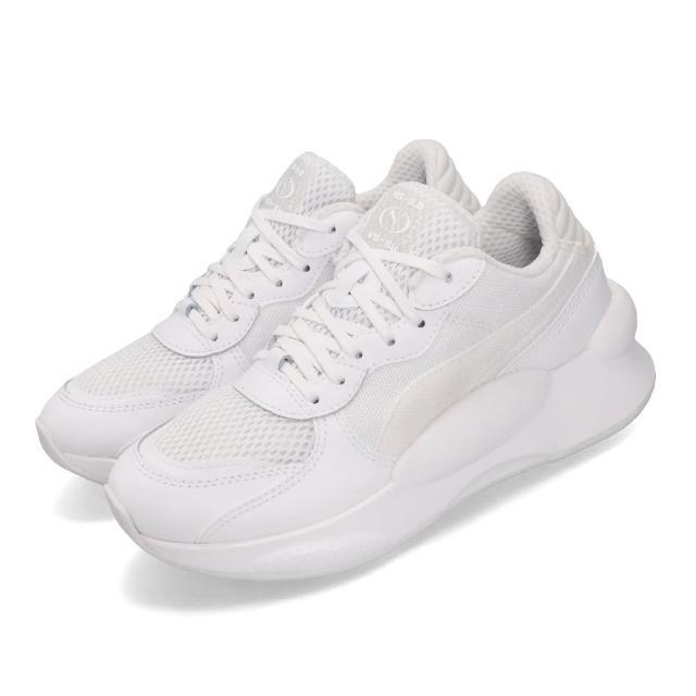 【PUMA】休閒鞋 RS 9.8 Core 運動 女鞋 經典款 簡約 舒適 復古 球鞋 穿搭 白(37036801)