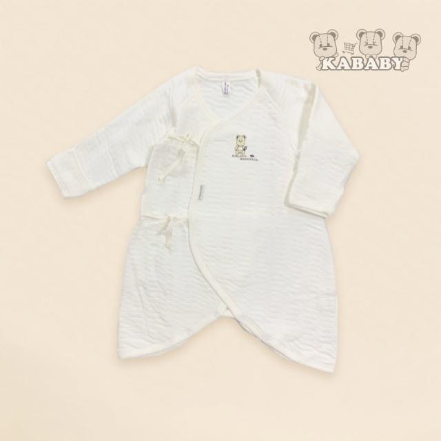 【金安德森】KA秋冬素色舒適蝴蝶衣(米色)
