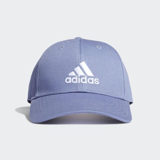 【adidas 愛迪達】棒球帽 男/女(H34474)