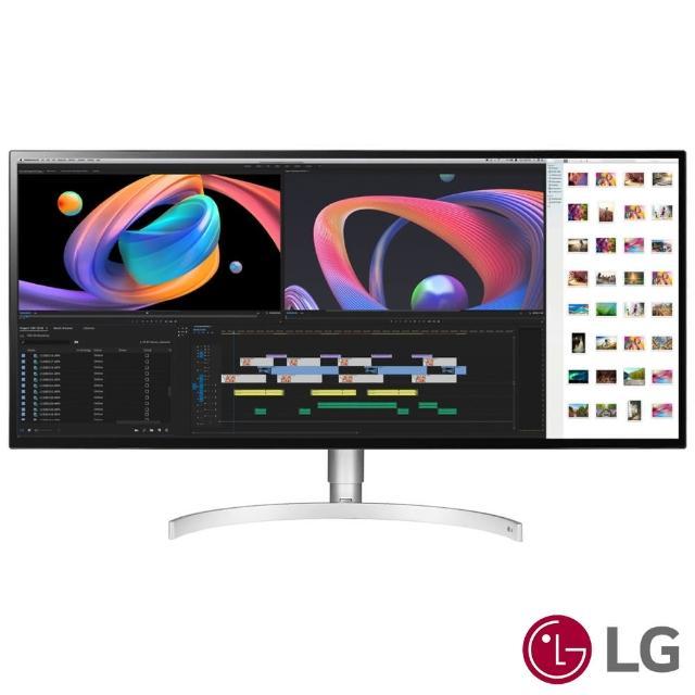 【LG 樂金】福利品 34WK95U 34型 IPS液晶顯示器