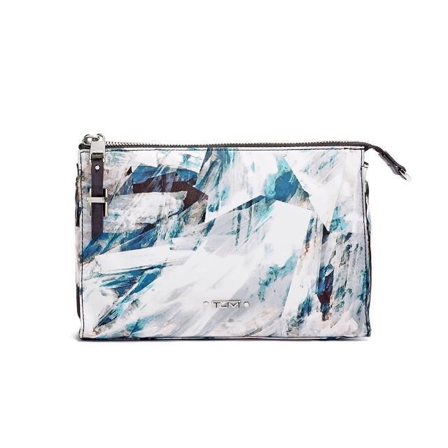 【TUMI】BASEL 化妝包-水晶印花