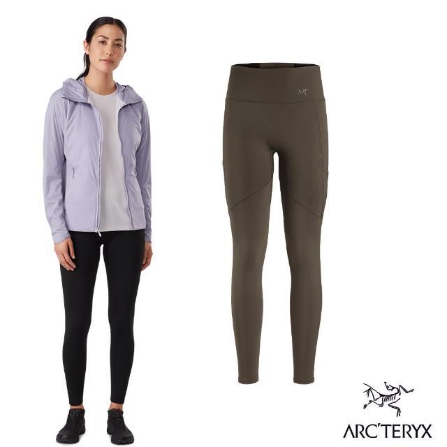 【Arcteryx 始祖鳥】女 Oriel 內搭 長褲 Legging(知識棕)