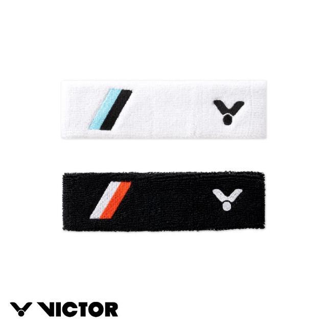 【VICTOR 勝利體育】2021 CROWN COLLECTION戴資穎專屬系列 運動頭帶 3入(C-2065 兩色)