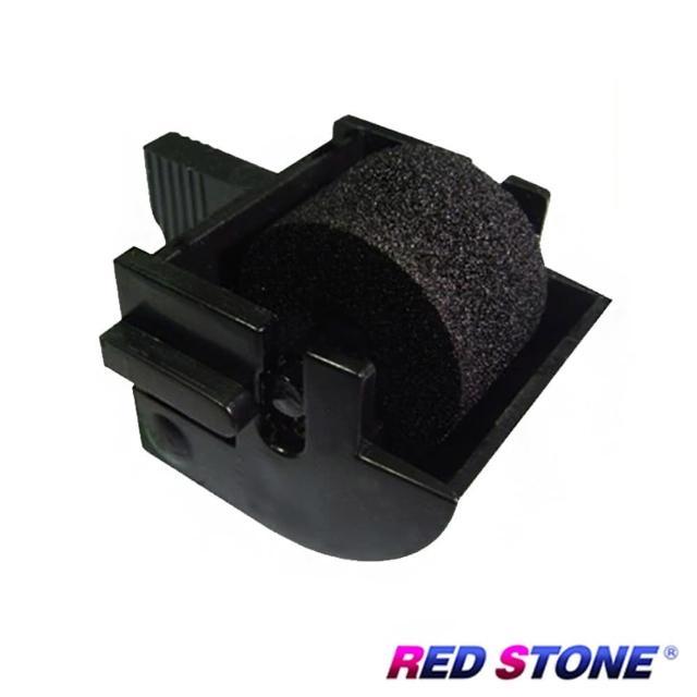 【RED STONE 紅石】IR-1411視窗式支票機墨輪/墨球(黑色)