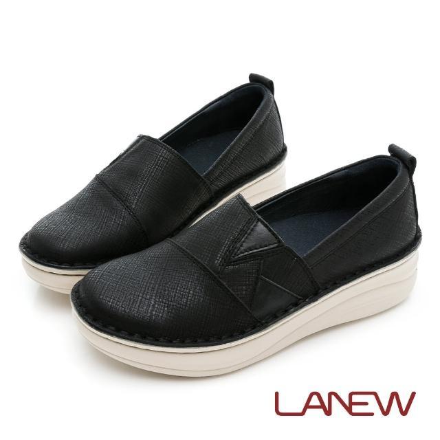 【La new】DOUBLE AIR 氮氣墊手縫休閒鞋(女30270204)