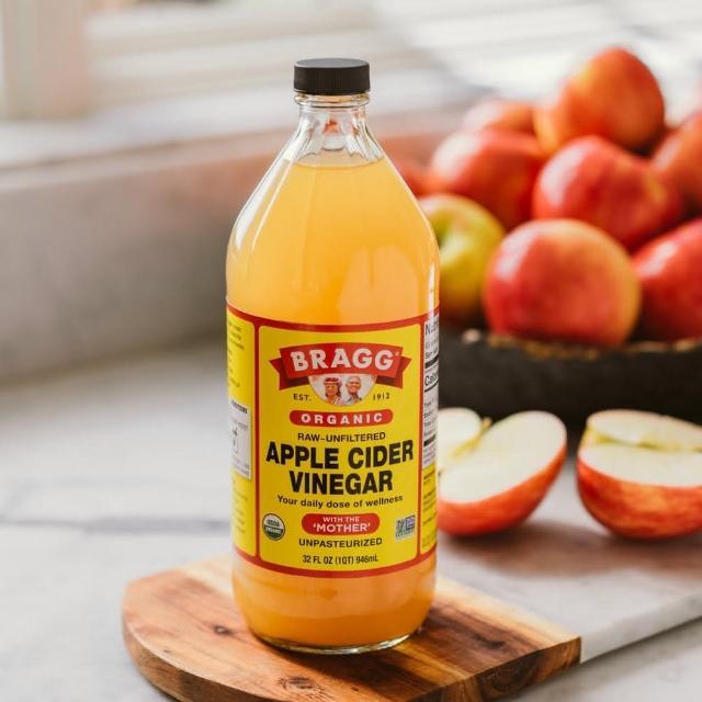 【統一生機】Bragg有機蘋果醋946ml*3瓶