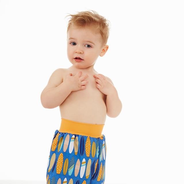 【Splash About 潑寶】嬰兒 尿布褲 抗UV 防曬-衝浪小子(泳褲)