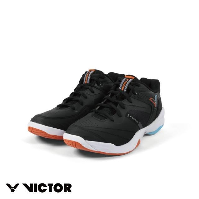 【VICTOR 勝利體育】2021 CROWN COLLECTION戴資穎專屬系列 羽球鞋(P9200CC CA 黑/亮白)