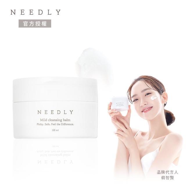 【韓國美膚】NEEDLY 溫和淨膚卸妝膏 120ml(簡便迅速 溫和不刺激 韓國原裝)