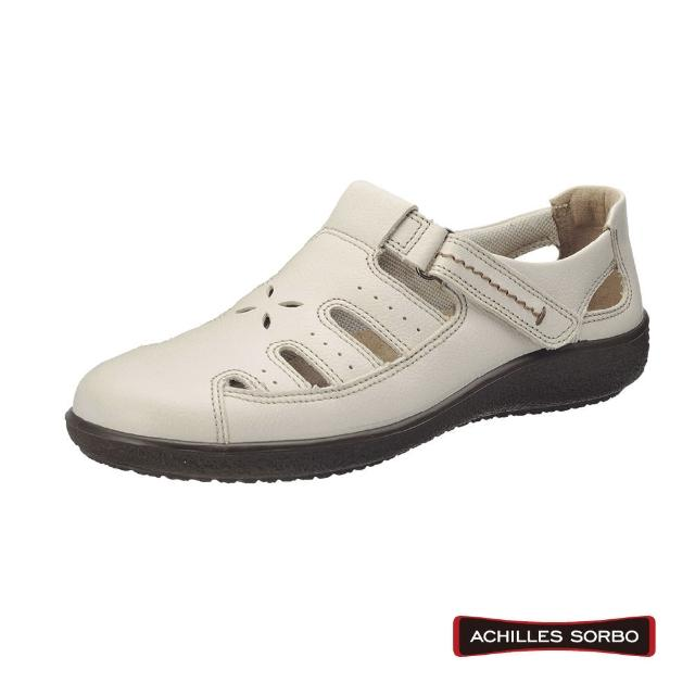 【A.S.O 阿瘦集團】ACHILLES SORBO 樂活休閒腳背調節彈力避震健康鞋-SRL2000(米)