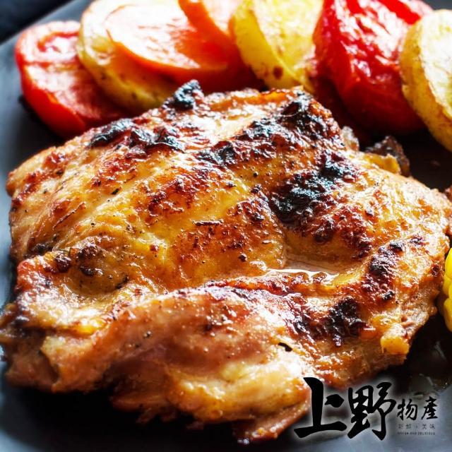 【上野物產】開胃下飯 椒麻雞腿排 x20片(100g±10%/片)