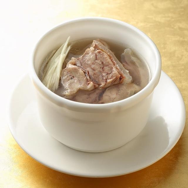 【上野物產】餡老滿 清燉牛腩湯 x1包(300g±10%/包)