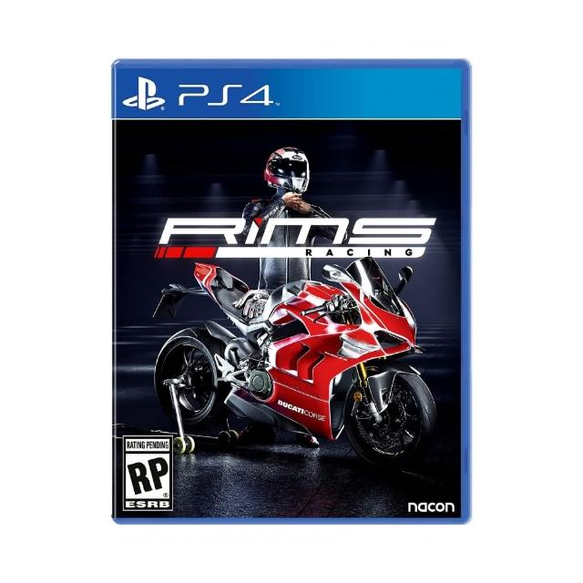 【SONY 索尼】PS4 預購8月暫定★《RiMS Racing 摩托車競速》(中文版)